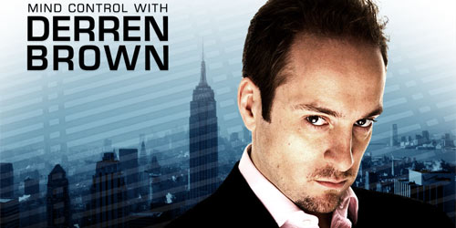 Mind Control with Derren Brown movie