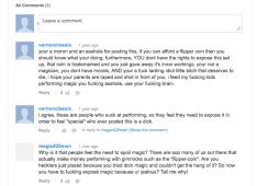 Magic comments